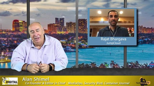 Rajat Bhargava - TechStrong TV