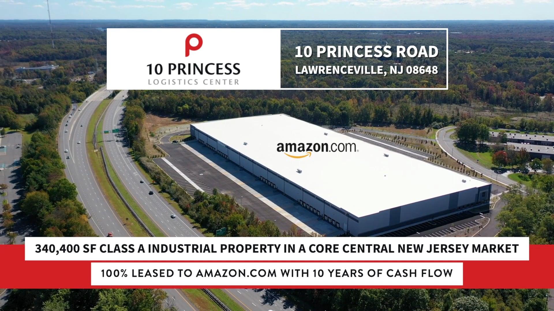 10 Princess Road // Drone Video