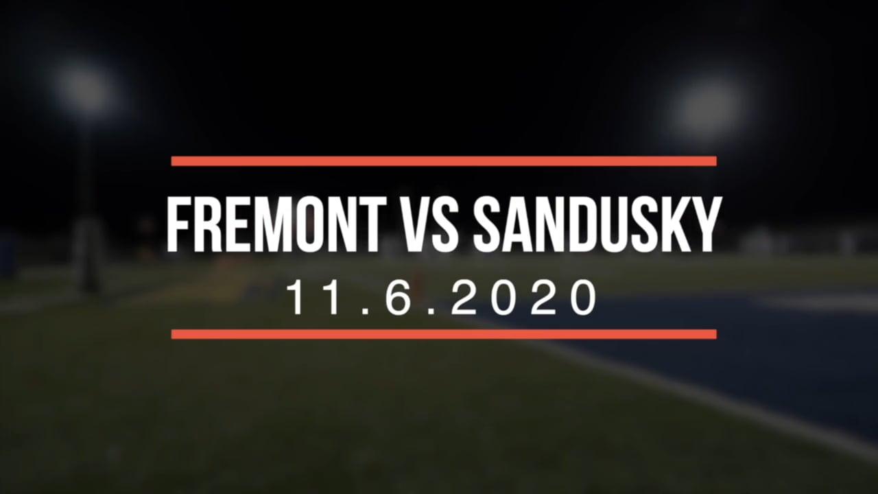 Fremont vs Sandusky