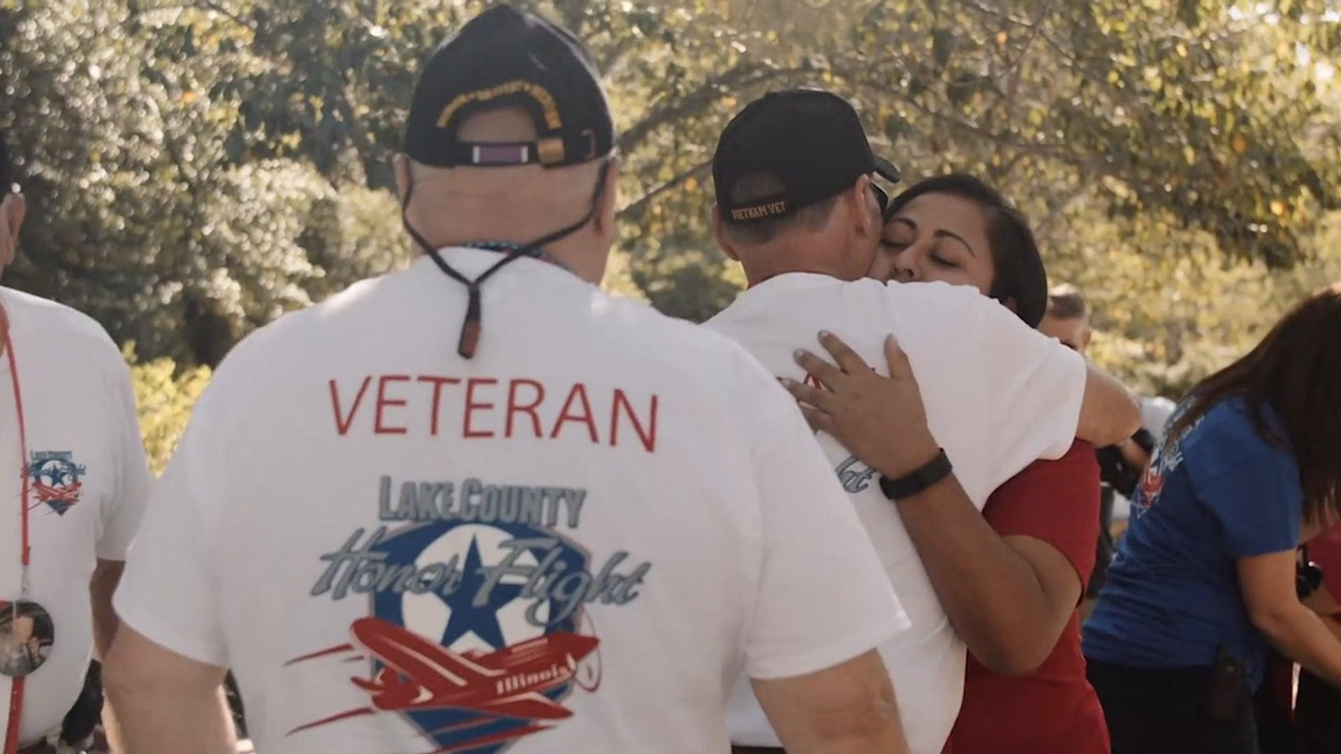 Lake County Honor Flight | Veterans Day
