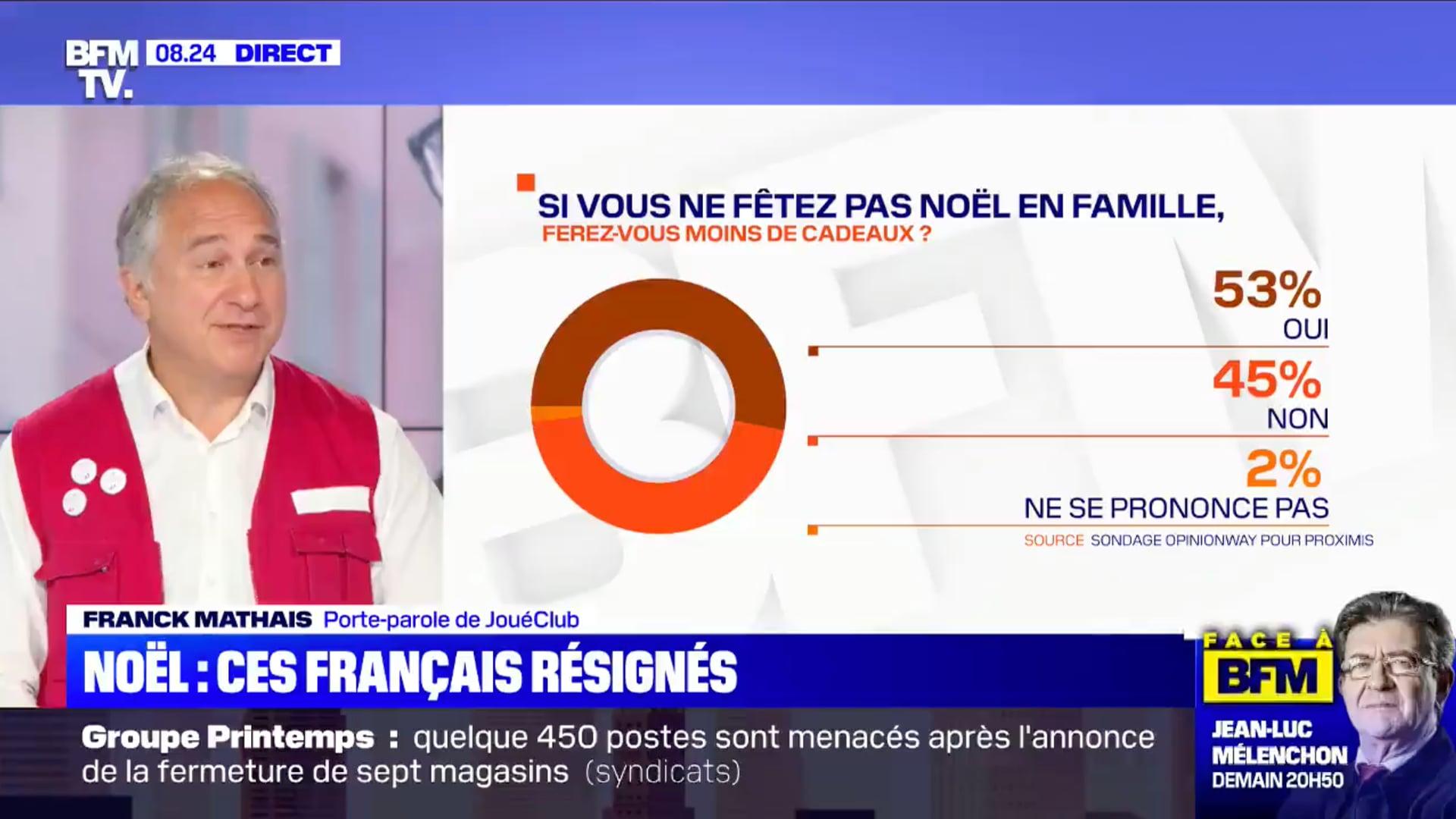 Noël : les Français sont-ils résignés ?