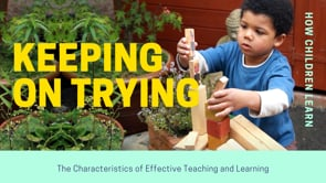 Watch Active Learning - Keeping on trying