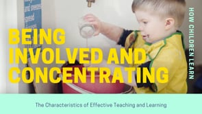 Watch Active learning - Being involved and concentrating