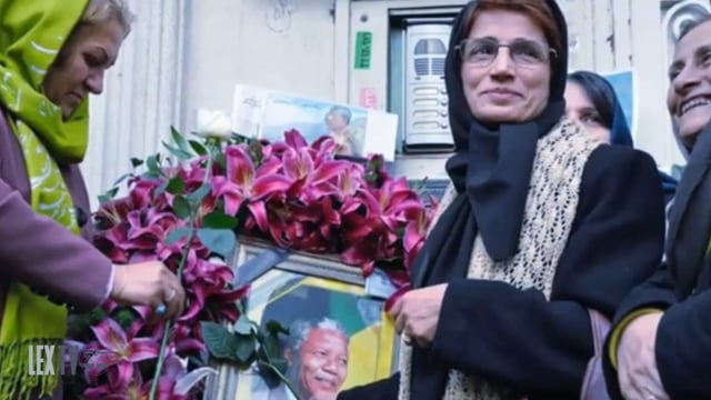 C'è stata una ulteriore violenza per Nasrin: quando è stata imprigionata la figlia