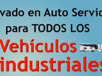 Lavado en AutoServicio para todo tipo de Vehiculo Industrial en 1 o 2 Pistas tecowash spain