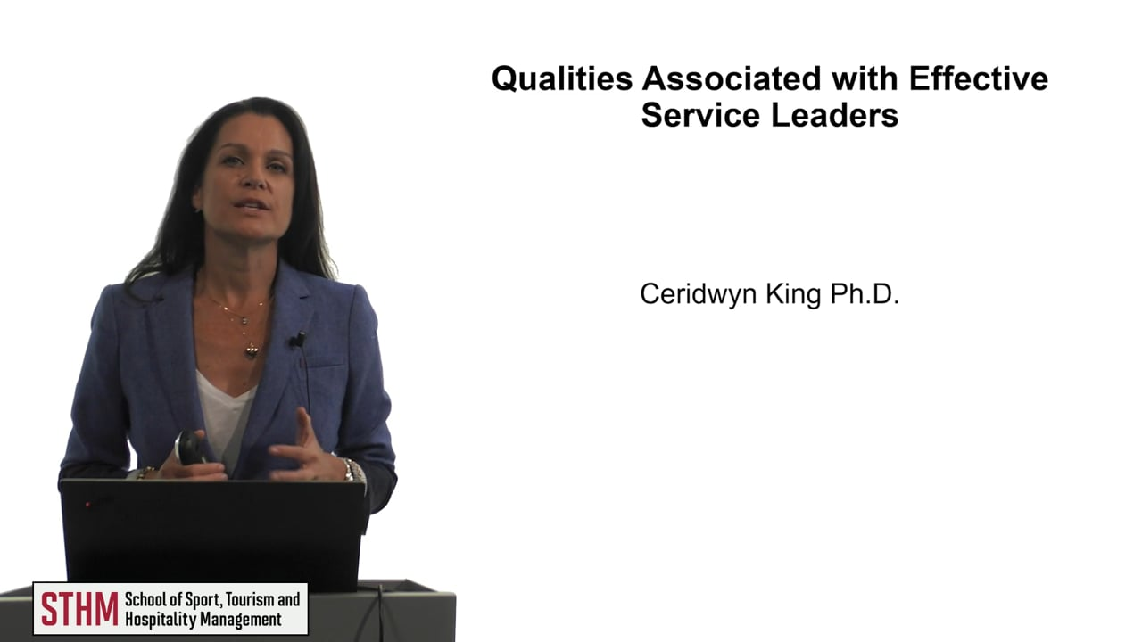61944Qualities Associated with Effective Service Leaders