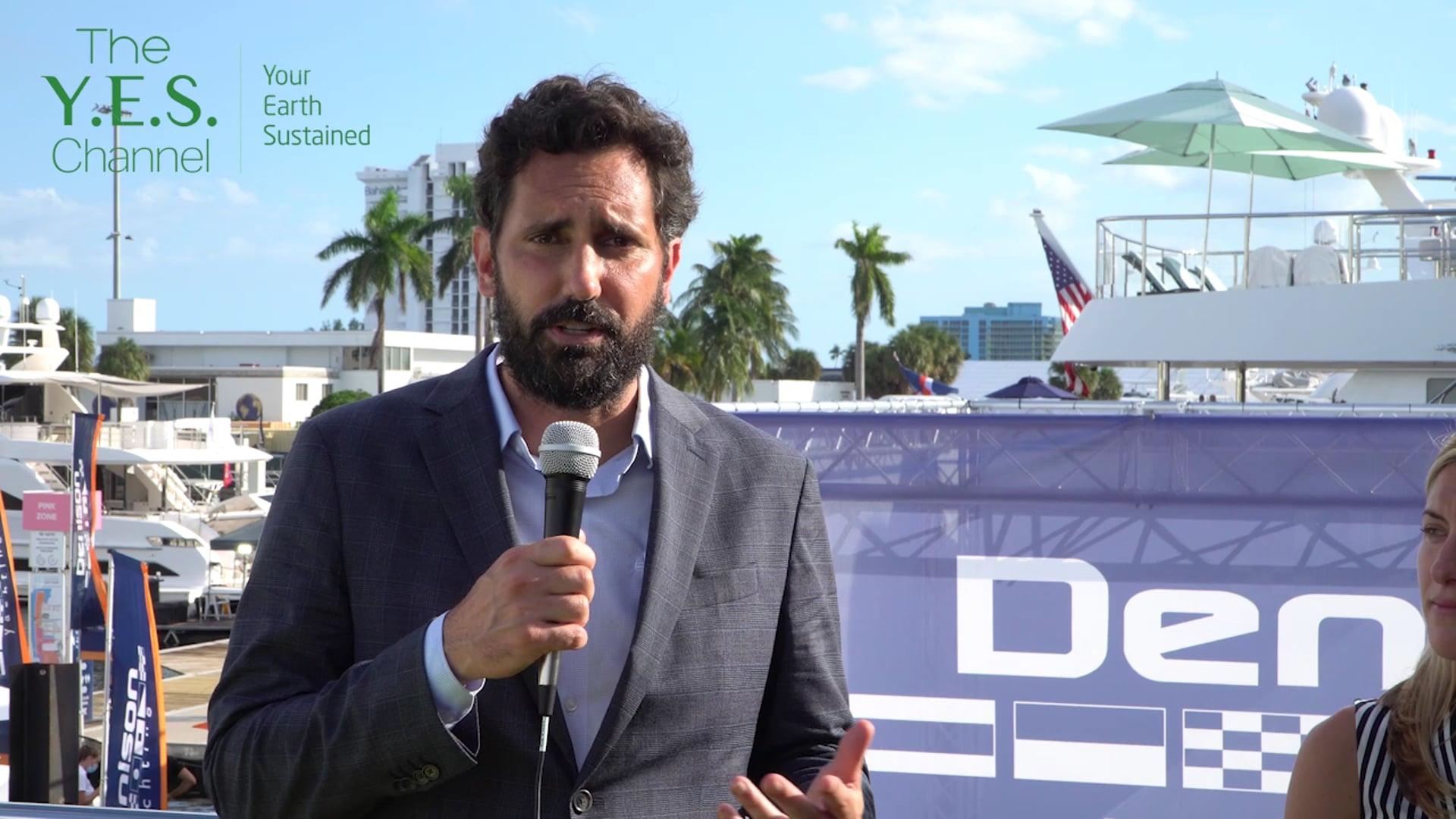 Sense & Sustainability: One on one with Bob Denison founder of Denison Yachts.