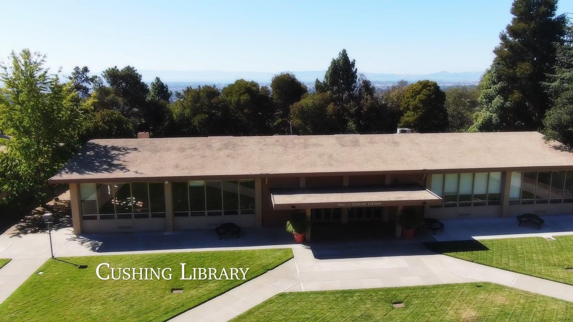 Cushing Library_Campus Tour.mov
