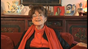Irene Companeez, a voice in exil