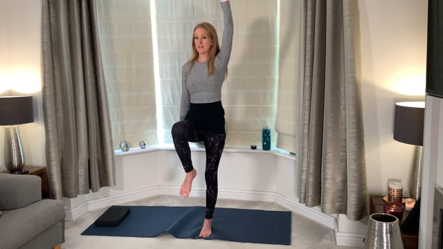10 Minute Standing Balance Video