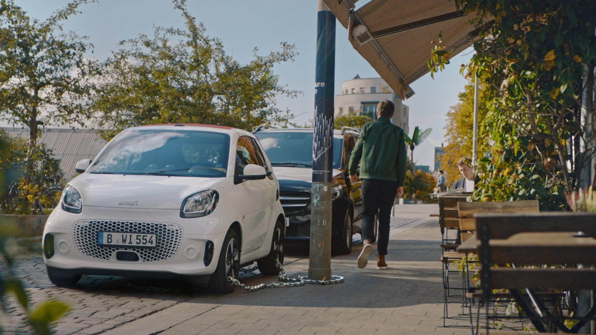Nicolai Zeitler ▲ Mercedes Benz - Kette Smart