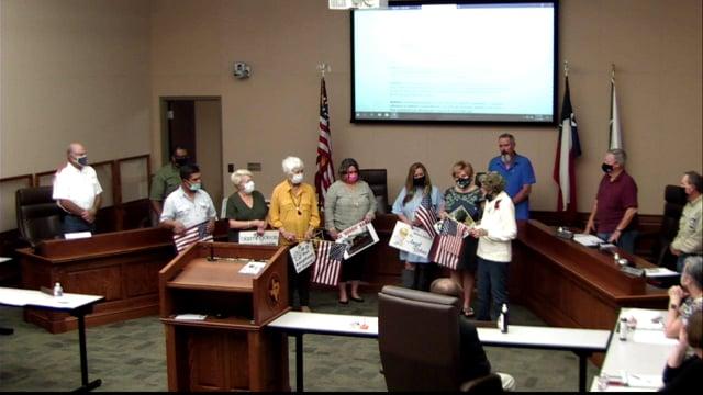 11-9-2020 Council Meeting