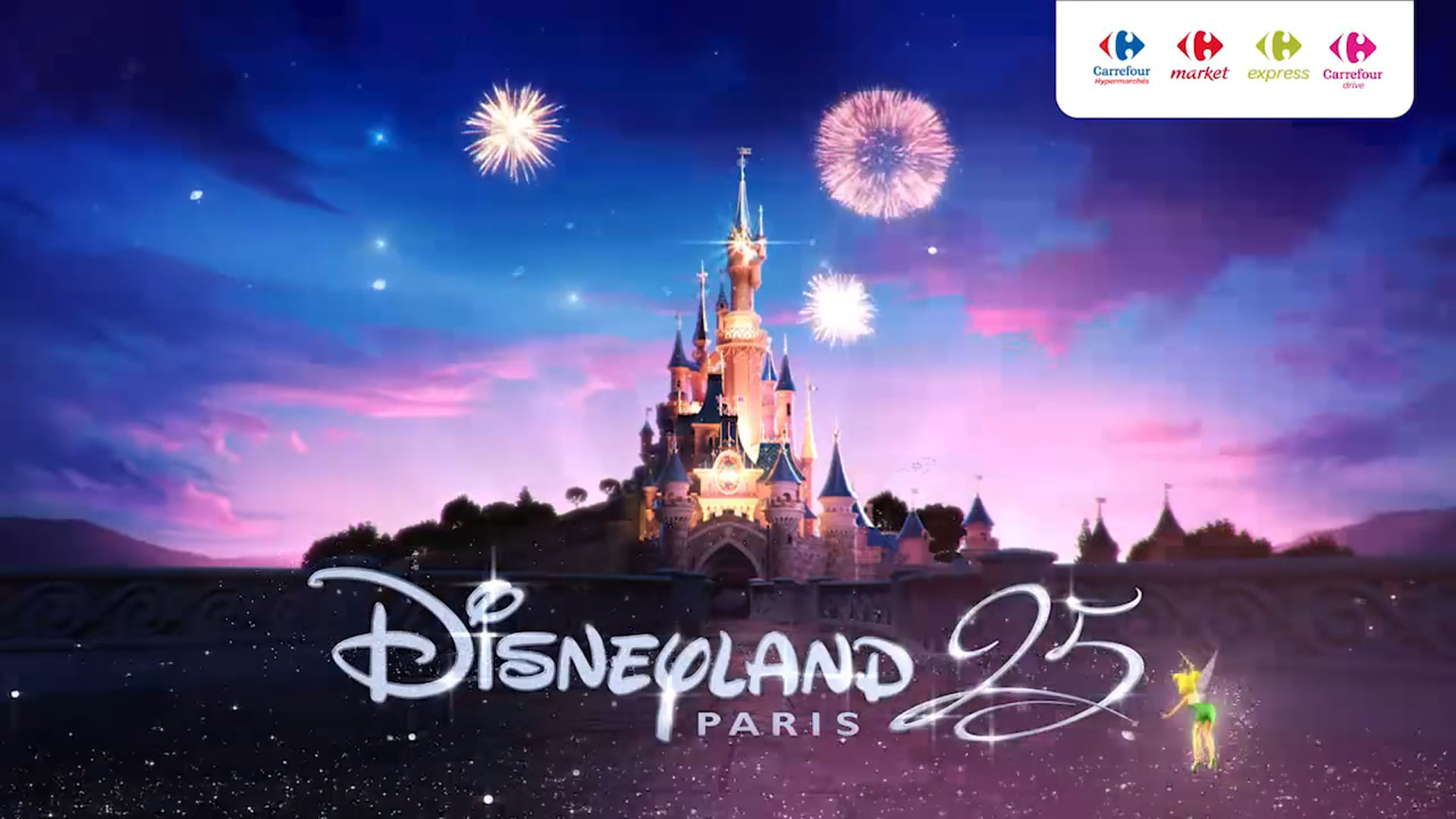 PUB TV Disney - Carrefour