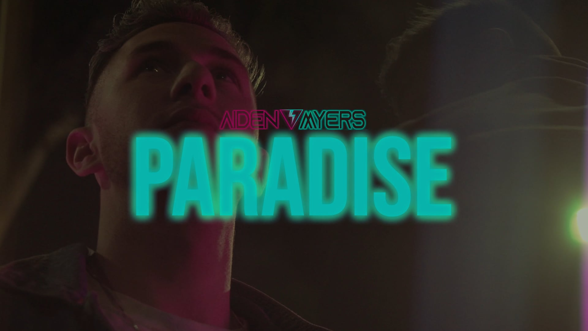 Aiden Myers - Paradise (Music Video)