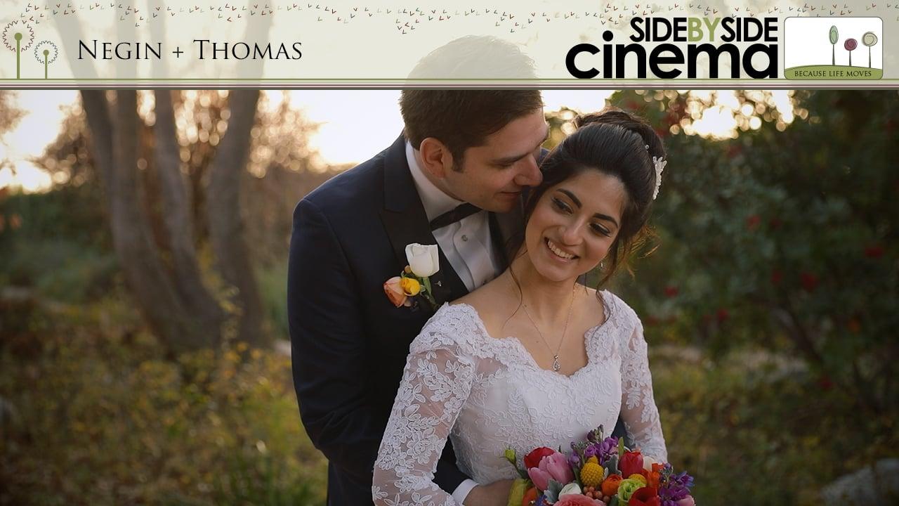 Negin + Tom - Camarillo Wedding Film