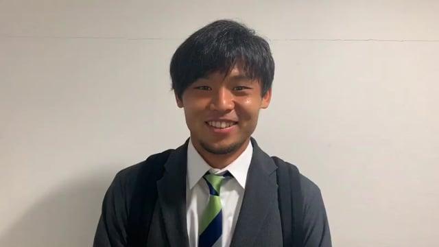【岡本選手】ヴィッセル神戸戦終了後インタビュー
