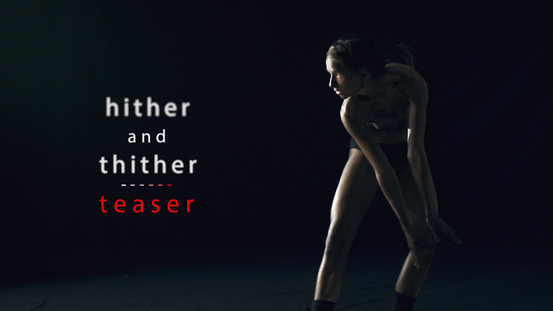 """""""hither and thither"""" - Contemporary Dance - Teaser (2015)"""
