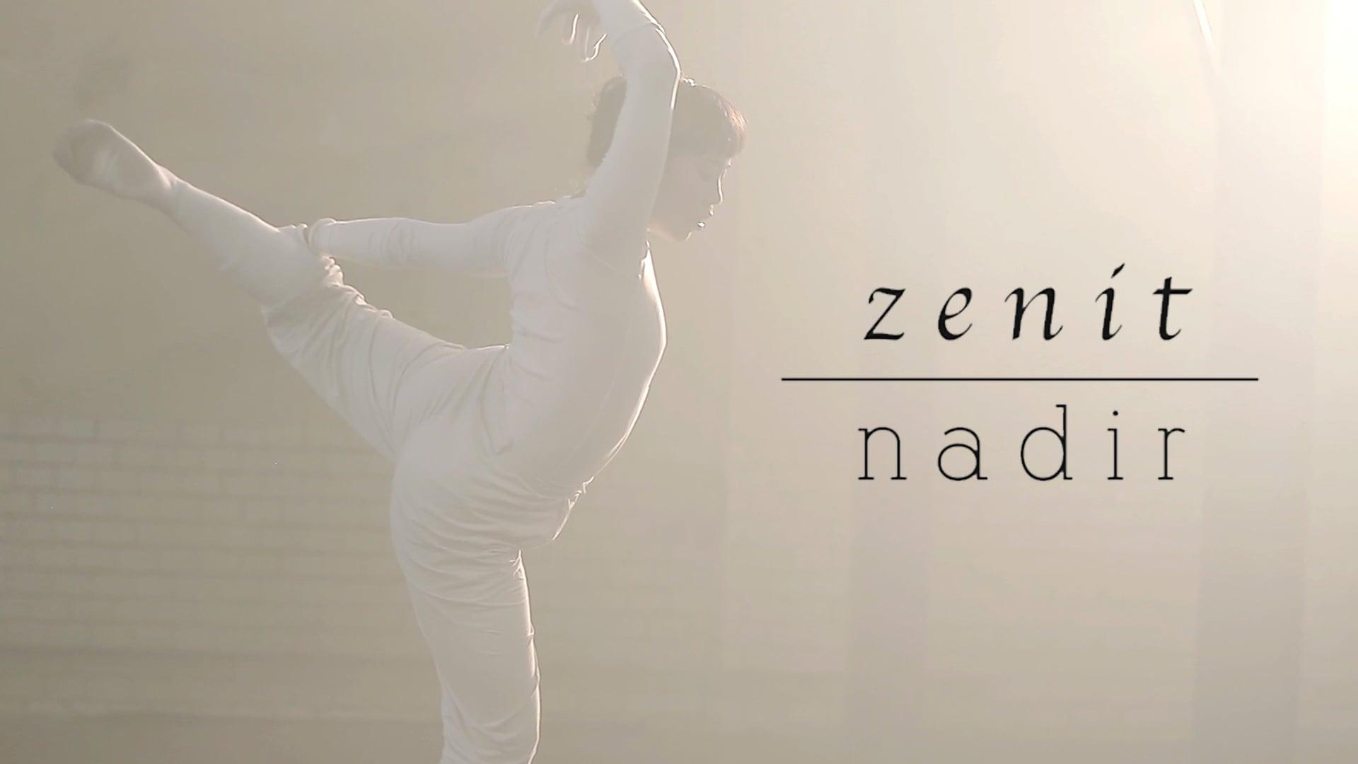 zenit_nadir - Contemporary Dance (2015)