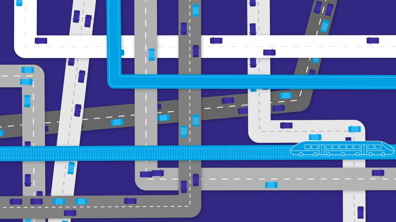 Nouvelle Aquitaine Mobilité // Modalis, ensemble vers une mobilité intégrée
