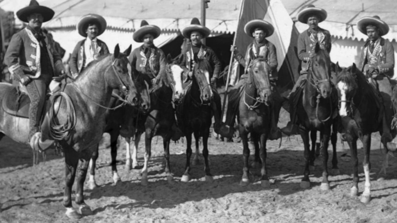 Personajes de la Revolución Mexicana, parte 1