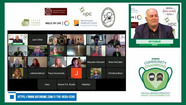 The Irish Echo Community Champions Awards