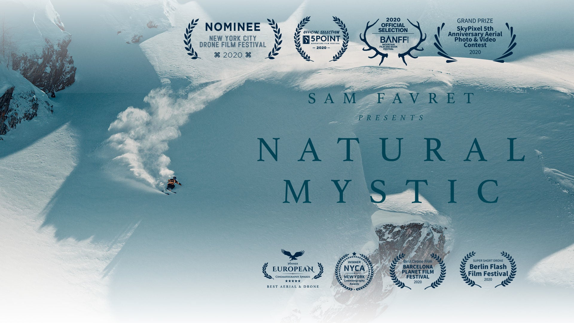 NATURAL MYSTIC BY SAM FAVRET - DRONE PROJECT