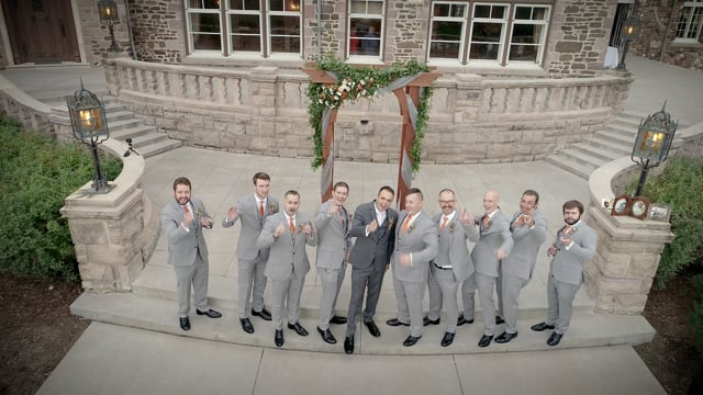 Michelle + Tony Wedding Highlights - Highlands Ranch Mansion CO - Sept 2020