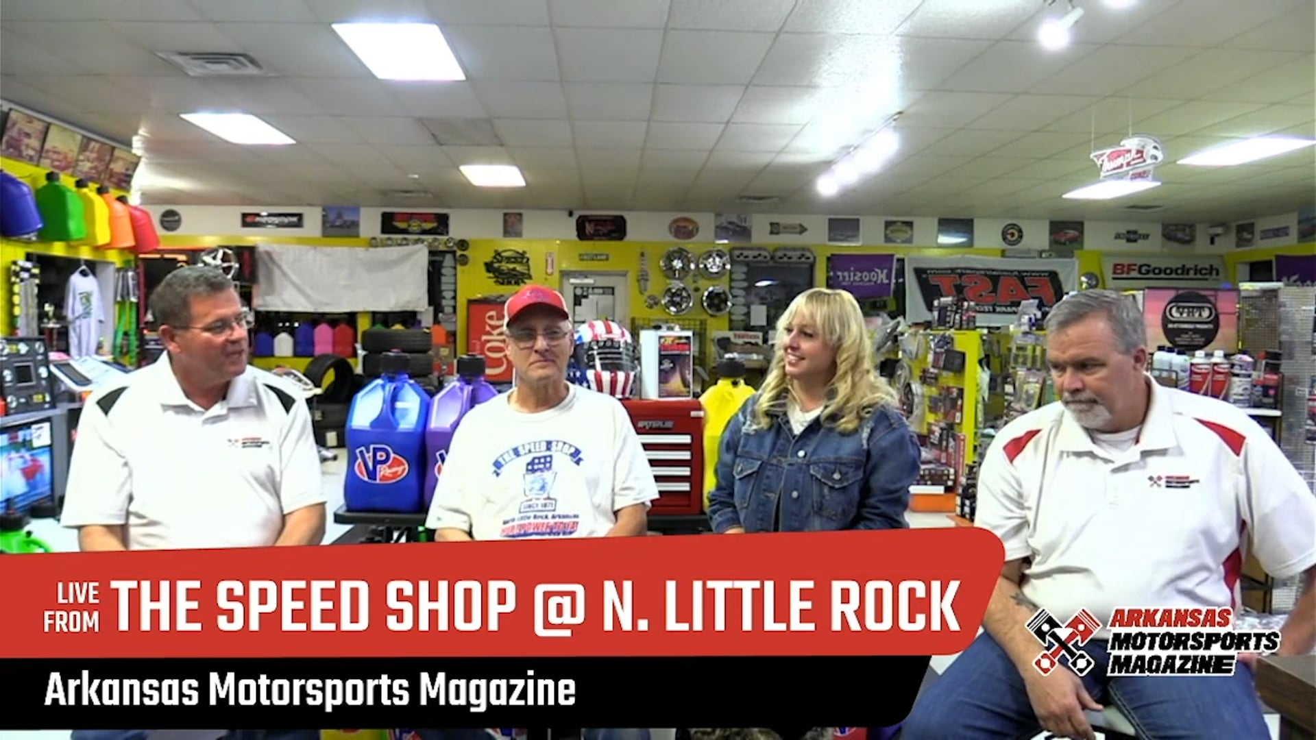TUESDAY NIGHT TUNE UP - S1 E6 - North Little Rock at The Speed Shop