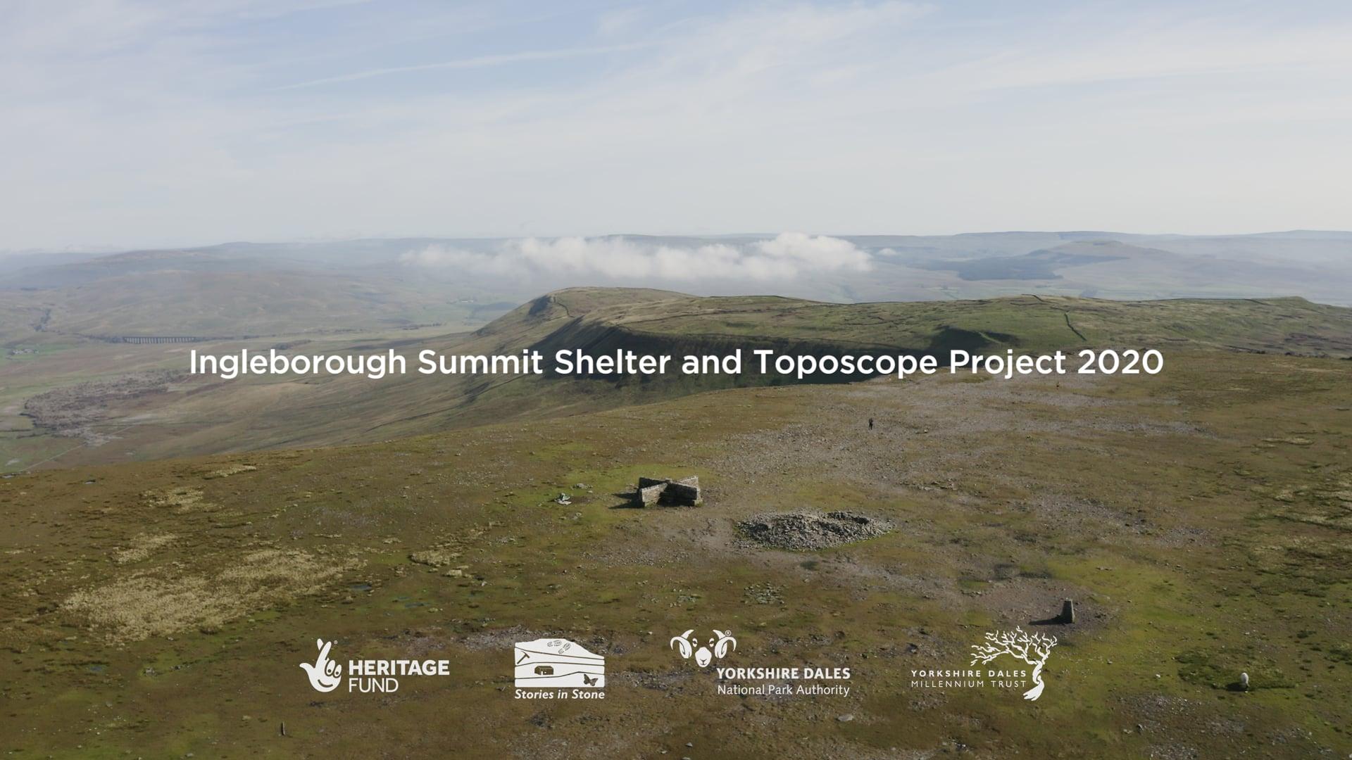 Ingleborough Summit Shelter Renovation -  Documentary