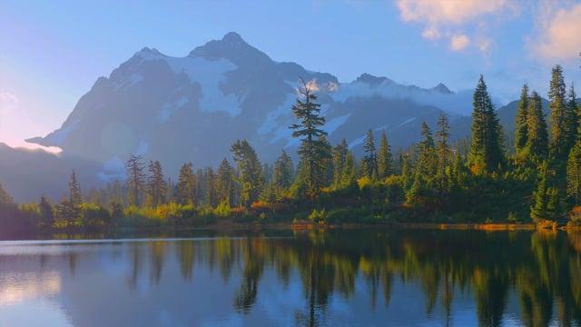 Mount Shuksan, Washington State - 8HRS