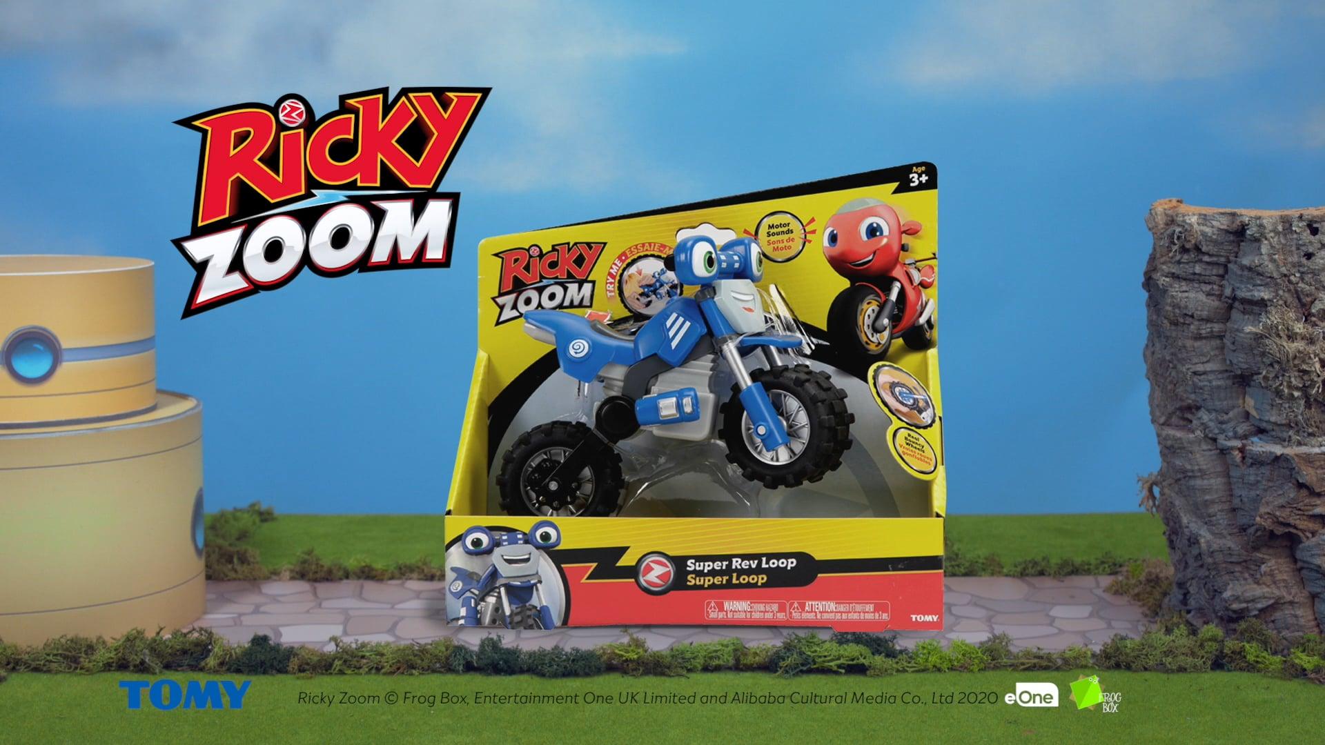 Ricky zoom - Super Loop