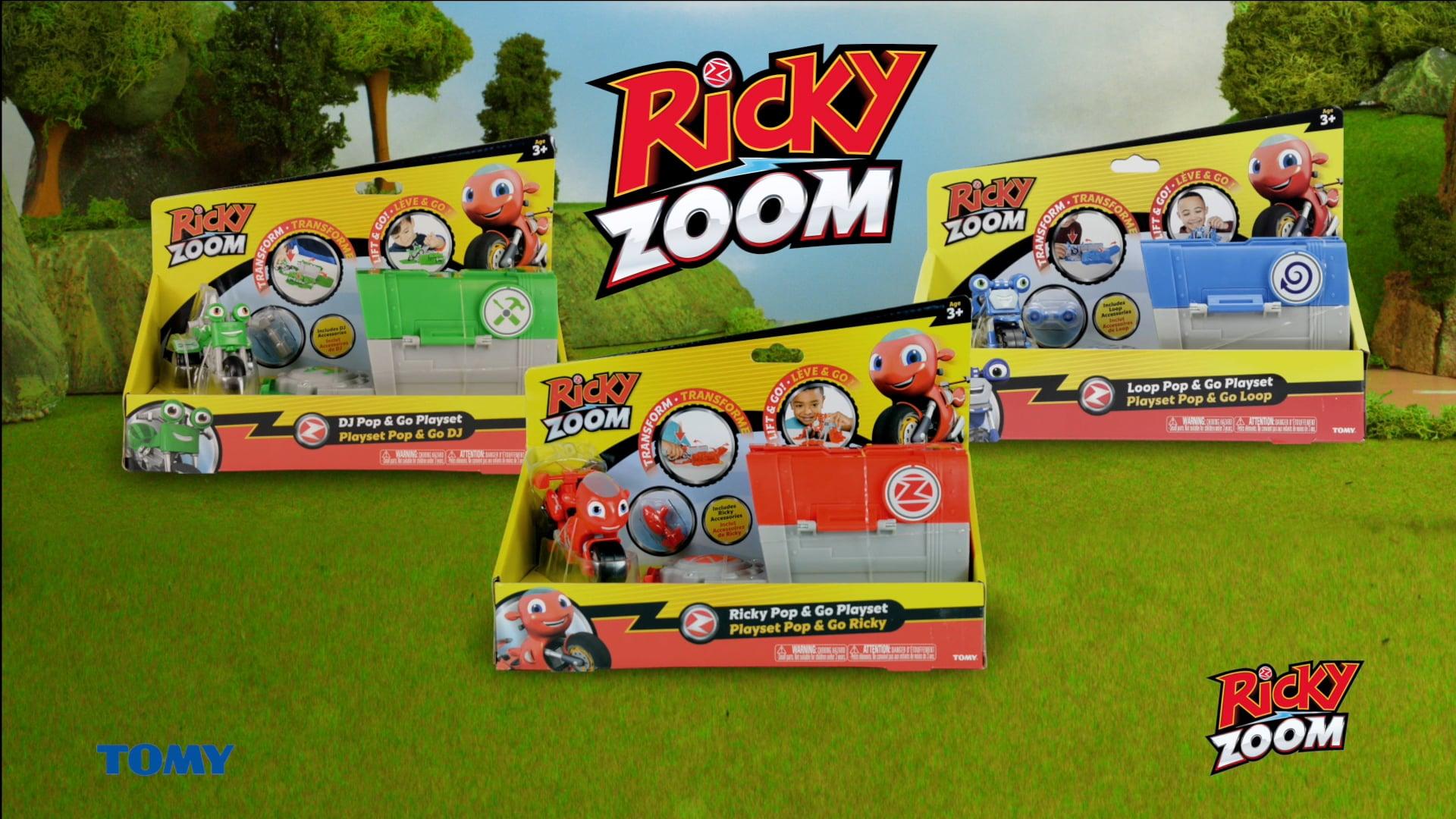 Rickyzoom - pop and go