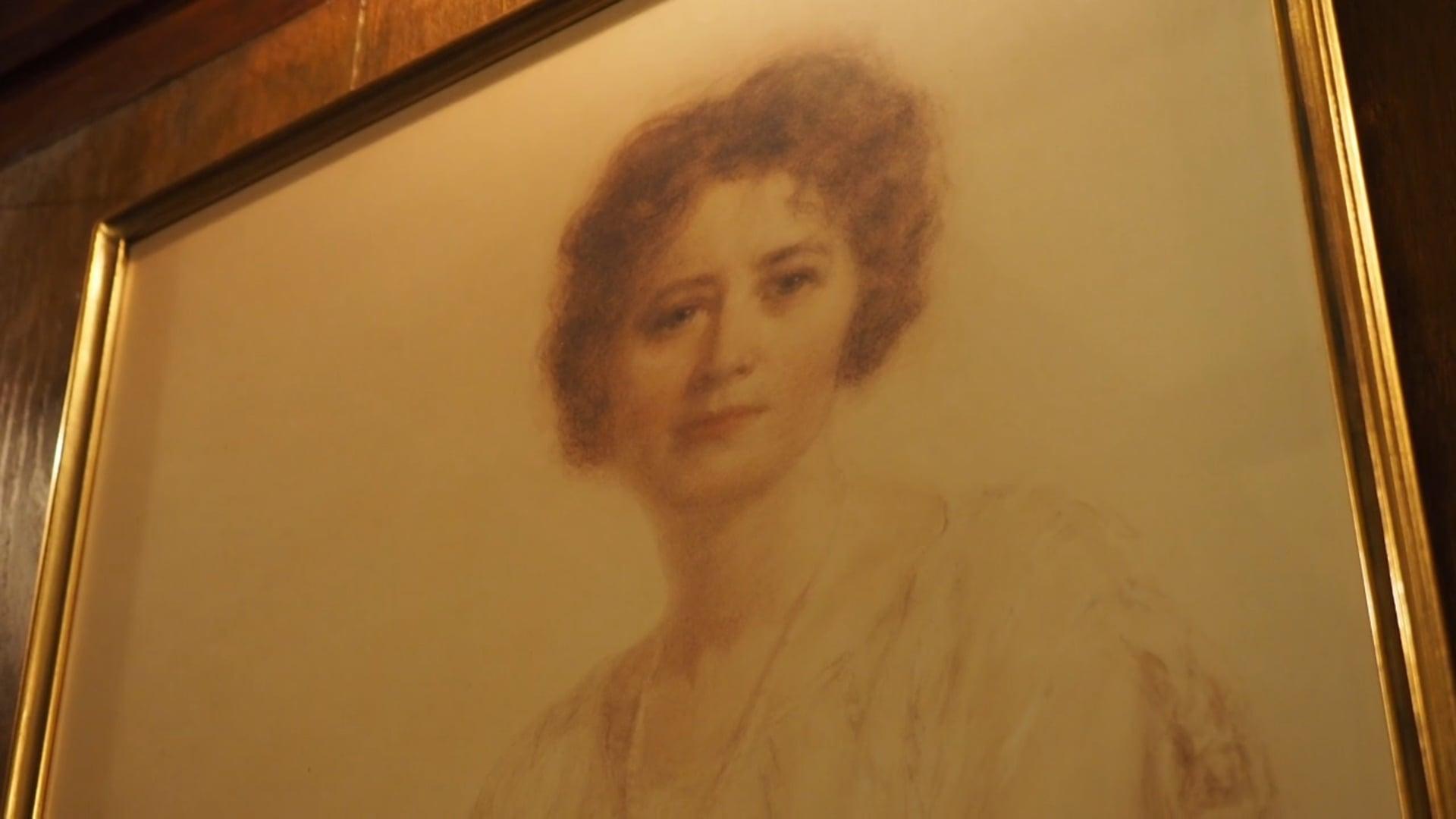Portrait of Mrs. Elizabeth (Bessie) Williams Morton