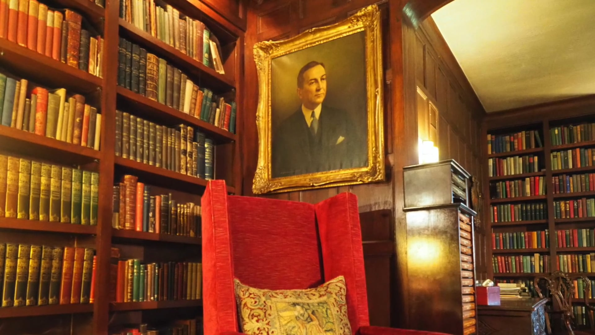 Portrait of T. C. Williams Jr.