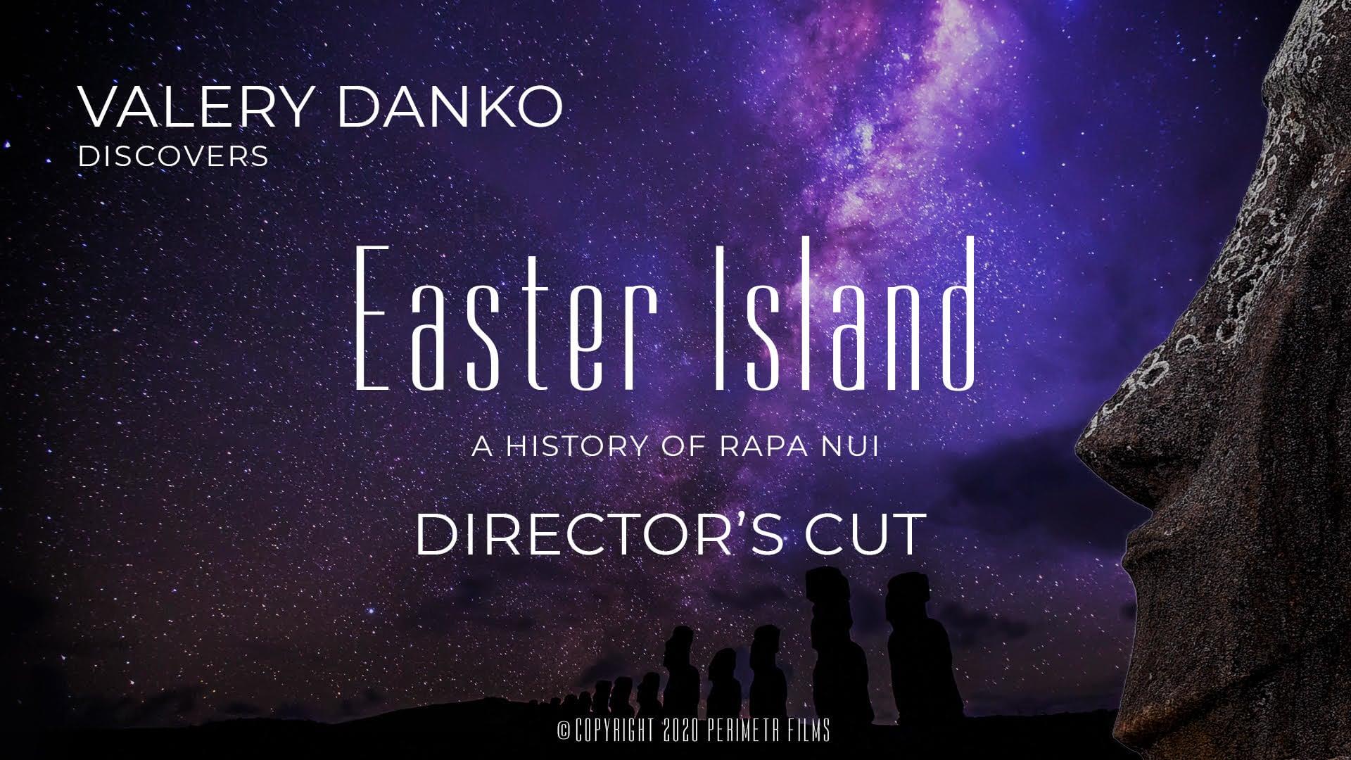 Trailer - Valery Danko Discovers Easter Island