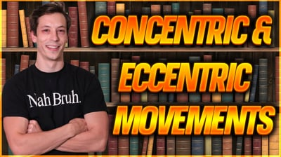 What Are Concentric & Eccentric Movements? - Extra Energy Ep.4