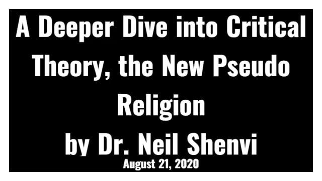 Dr. Neil Shenvi