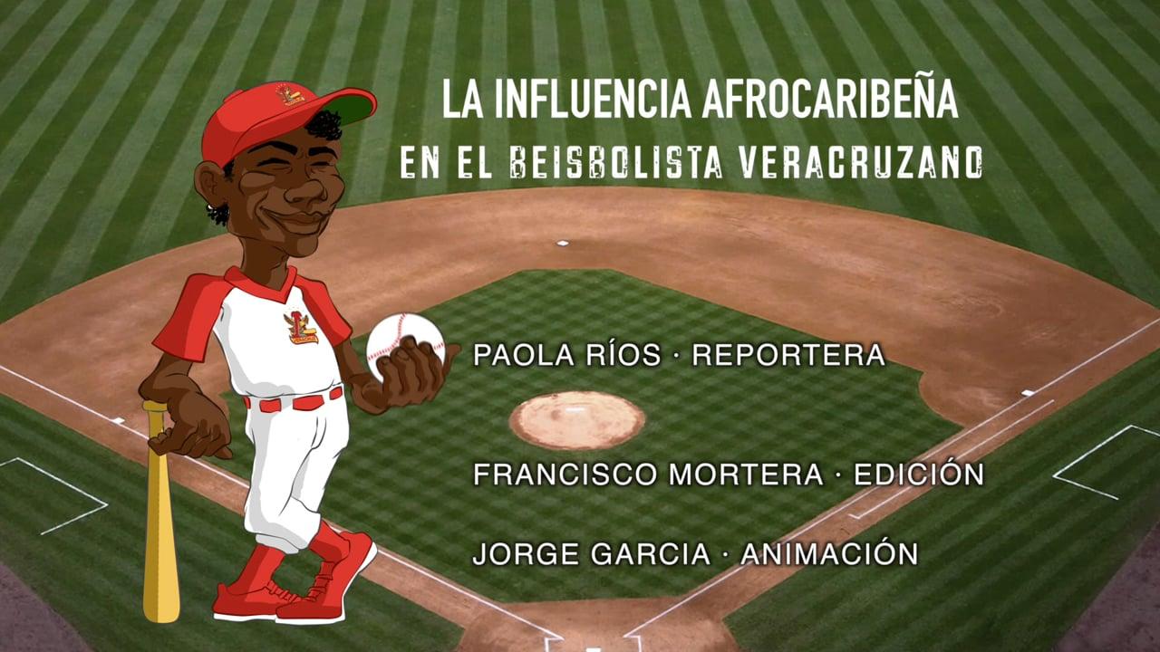 La influencia afrocaribeña en el beisbolista veracruzano
