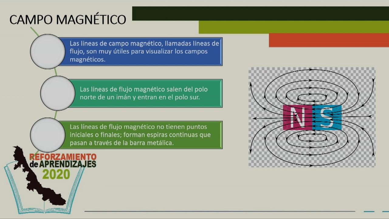 Campos eléctrico y magnético