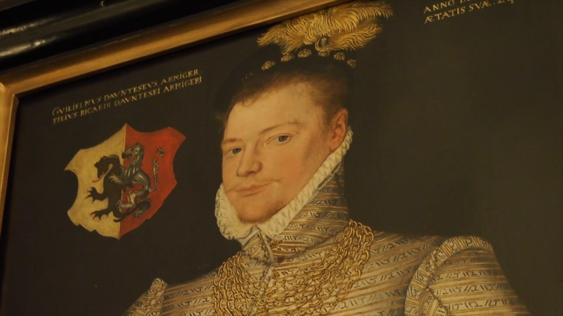 Portrait of William Dauntesey