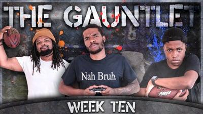 Our Madden Beef Week 10 Gauntlet! - Stream Replay