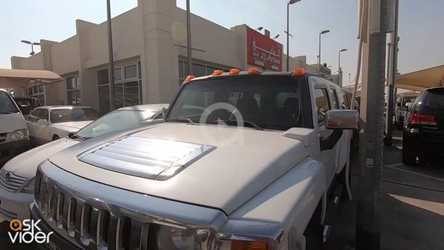 Hummer H3 White 2009 For...