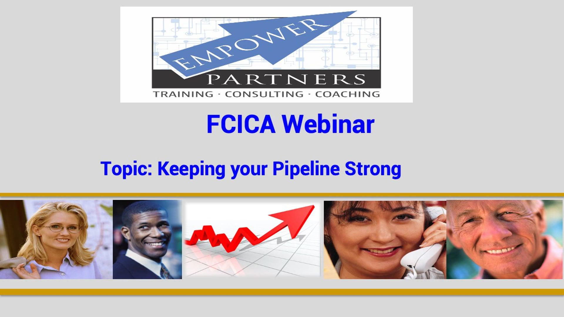 FCICA Webinar