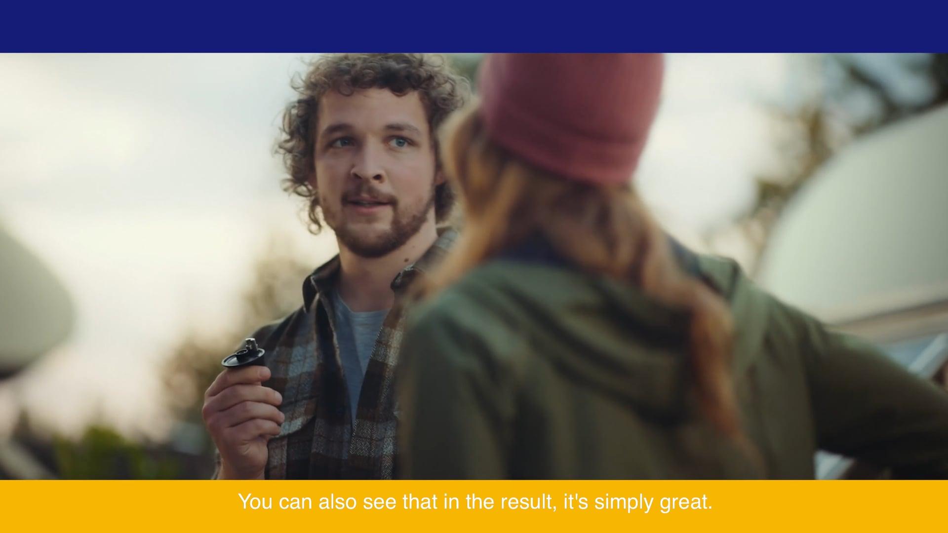 Visa - Ich zahle Visa - Hyperbowl Shoot 2020