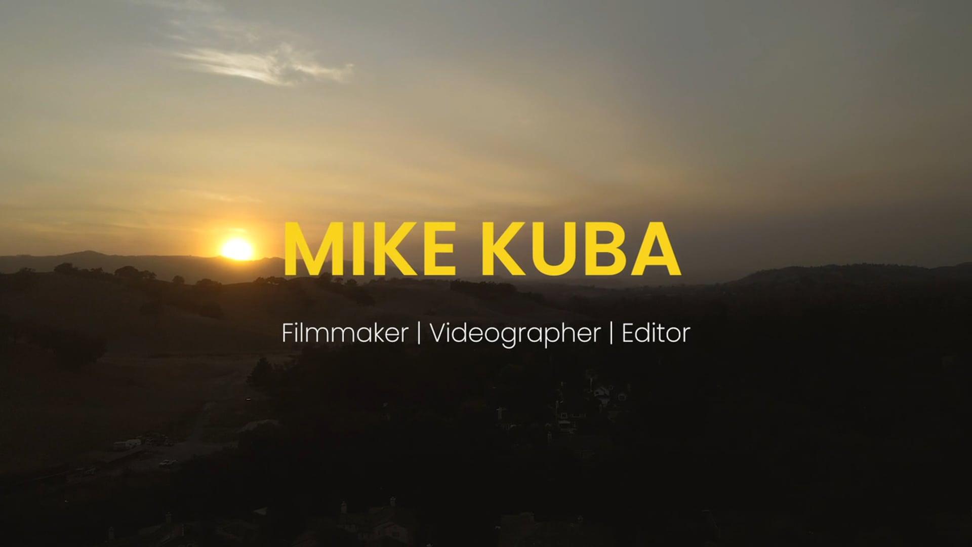 Mike Kuba - 2020 Reel