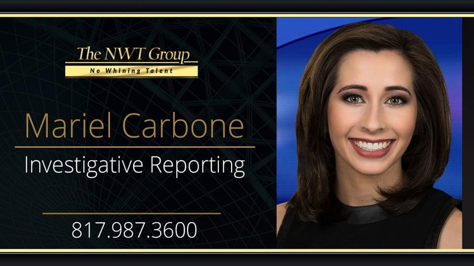 Investigative Reporting