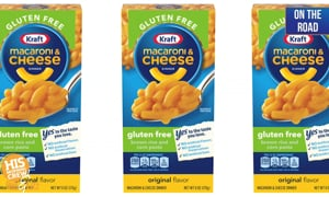If you're gluten free, here are some great new options!