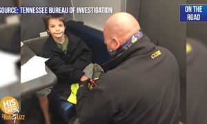 Little boy missing for 3 days in the mountains of Tennessee is found!