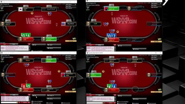 #470: RobFarha Live Play on WSOP.com (500nl HU)