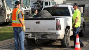 Scrap Tire Day at Waco Solid Waste Services